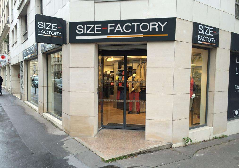 size factory paris 15