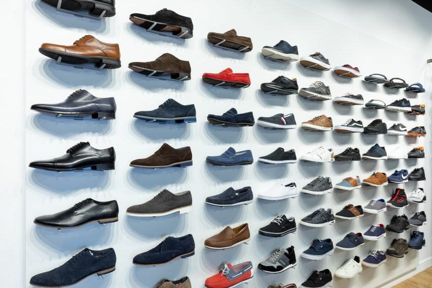 magasin de chaussures grande taille