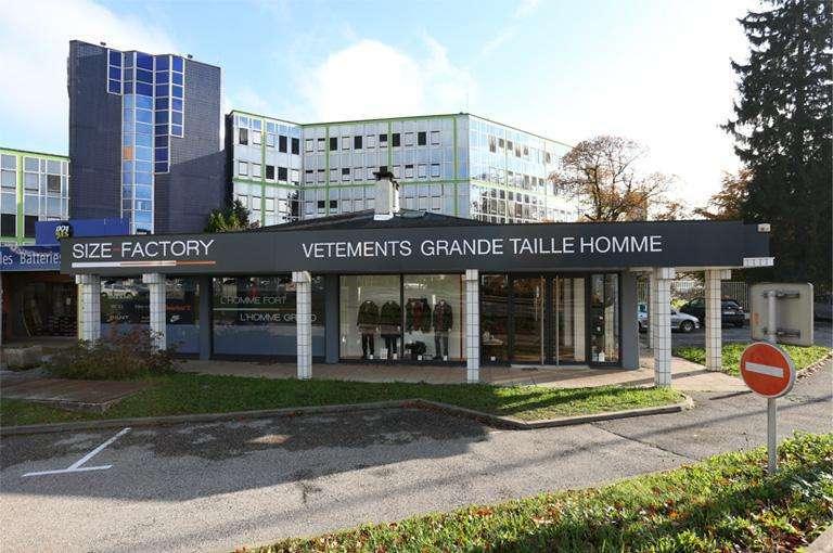 magasin grande taille Size Factory à Lyon